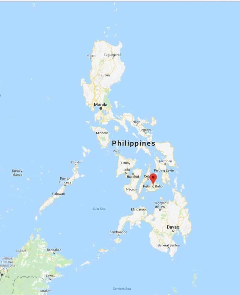 האי בוהול בפיליפינים