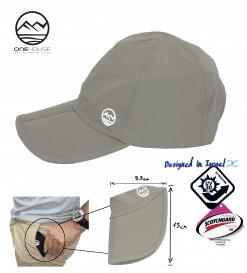 כובע בייסבול בז ONEHOUSE ראשי